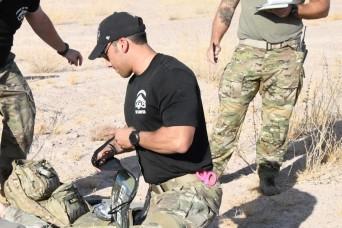 Yuma Proving Ground Soldier spotlight