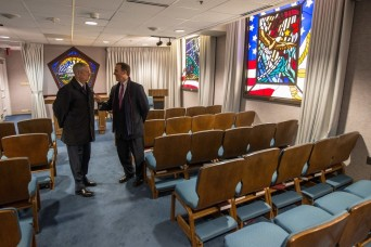 9/11 anniversary: After escaping death, Army architect designs pillar of faith