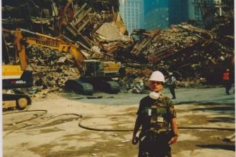 New York Guard members reflect on 9/11 response
