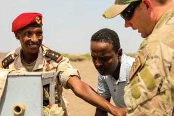 Kentucky Guard engineers conduct Djibouti SPP training