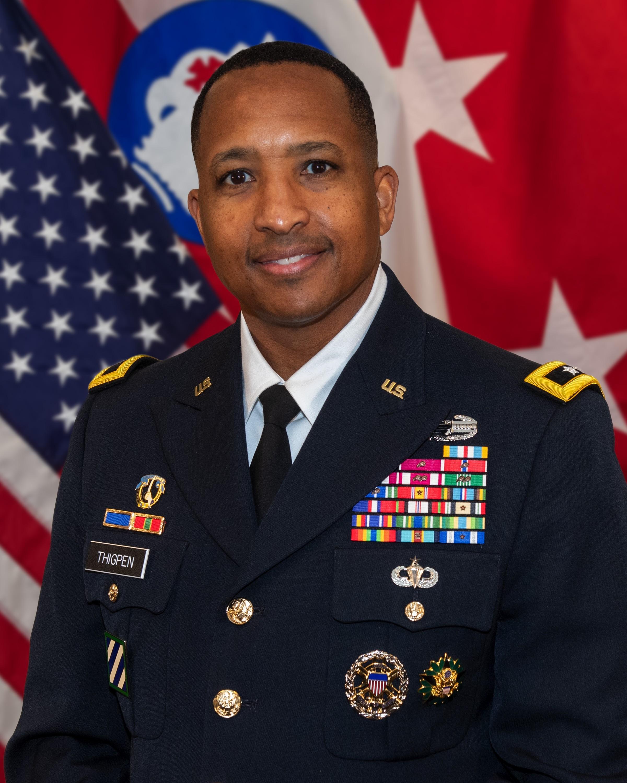 Maj. Gen. William L. Thigpen