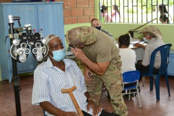 SCNG conducts 'Band-Aids not bullets diplomacy' in Colombia