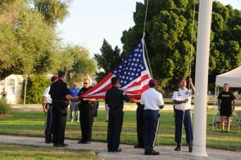 U.S. Army Yuma Proving Ground marks 20 years since 9/11