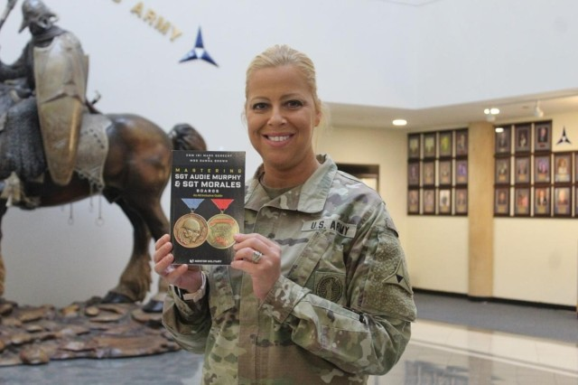 Author Master Sgt. Dawna Brown