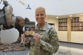 Fort Hood Soldier authors board guide