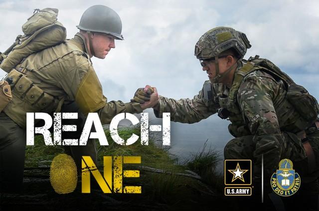#ReachOne for suicide prevention