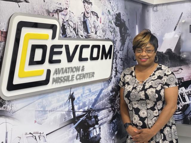 U.S. Army Combat Capabilities Development Command Aviation & Missile Center's Phyllis Hodges