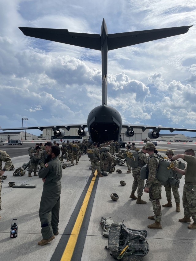 Ft. Bragg Airborne troops support R&D to prevent Soldier head injuries