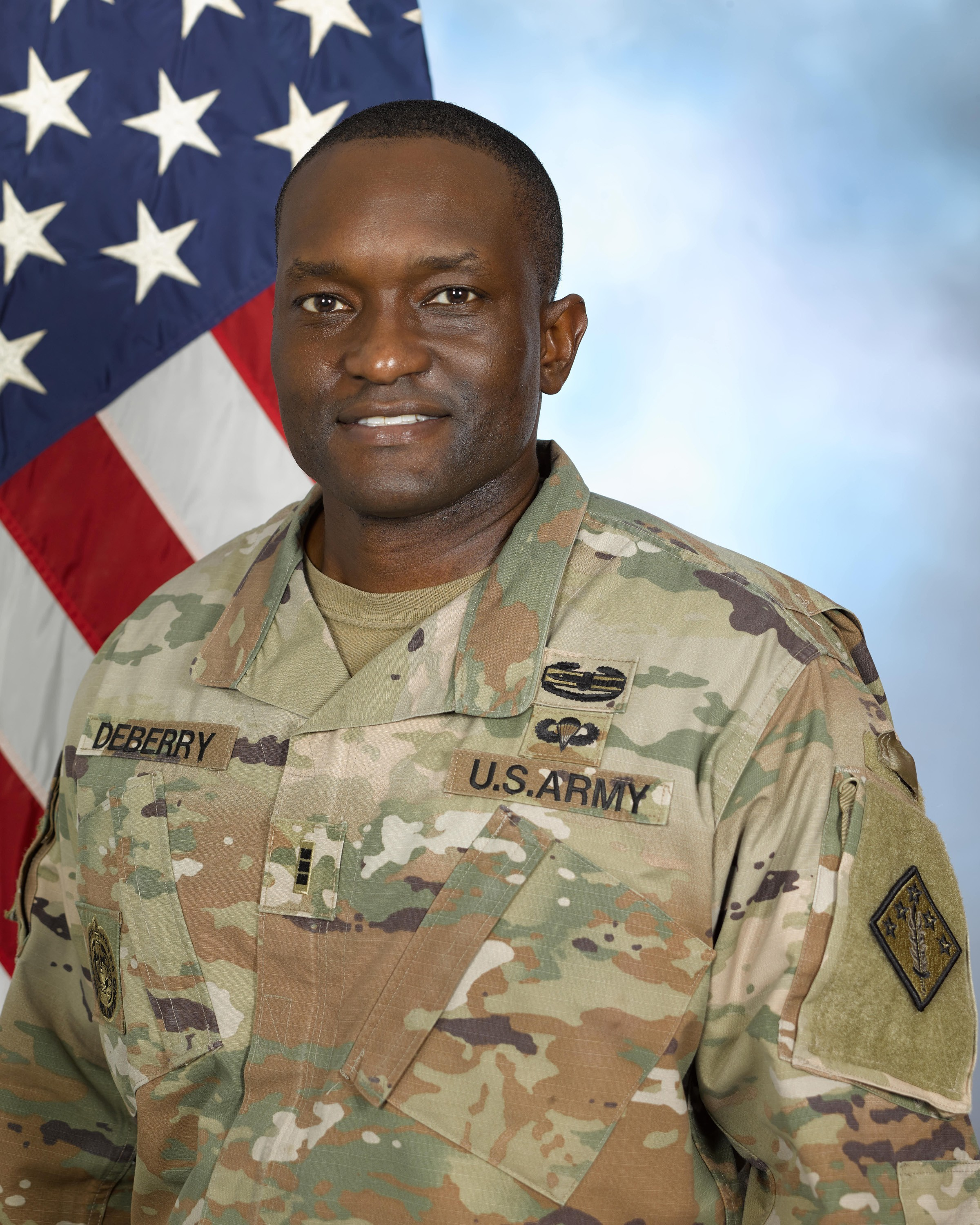 Chief Warrant Officer 3 Jesse Deberry