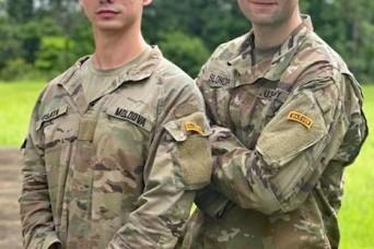 91st Cyber Brigade Soldiers earn Ranger tab