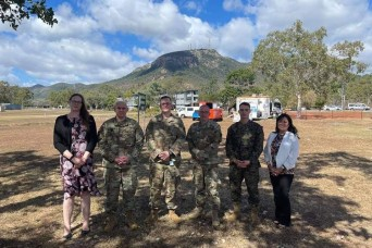 902nd Contracting Battalion participates in Talisman Sabre exercise