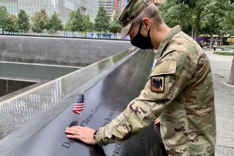 Hokanson: Names in bronze one of the reasons the National Guard keeps our promise to be Always Ready, Always There