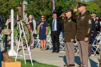 Army War College 9-11 Commemoration: Memories of sacrifice, unity, patriotism