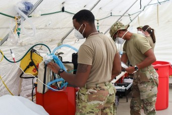 After Ida: Louisiana Guardsmen assist with recovery, rebuilding