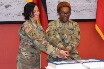 Wiesbaden Garrison celebrates Women's Equality Day