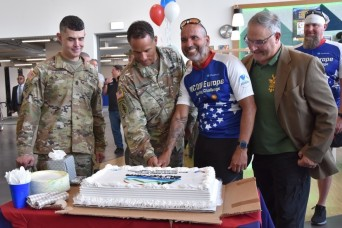 Wiesbaden's MWR outdoor recreational facility receives proper grand opening