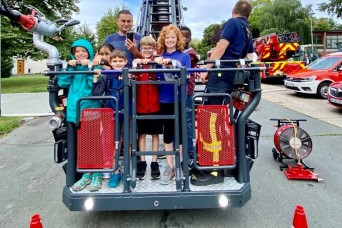 USAG Wiesbaden's First Responders Day celebration a huge success
