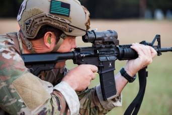 All Guard Combat team named marksmanship champions
