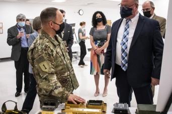 First year of U.S. Army Data & Analysis Center's Innovation Program deemed success
