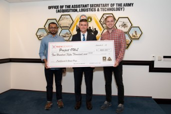 U.S. Army's xTechSearch 5 Competition announces Project OWL as winner for DuckLinks Technology