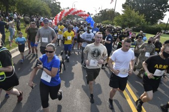 Run for the Fallen goes live after pandemic hiatus