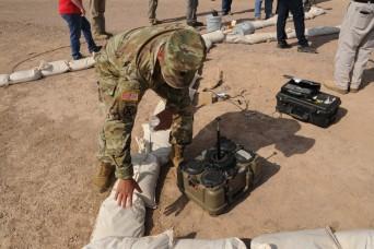 Smart anti-tank munition tested at U.S. Army Yuma Proving Ground