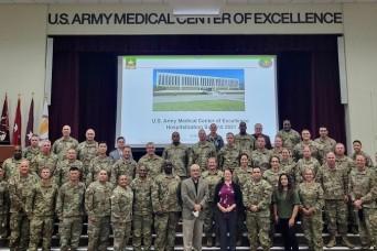 MEDCoE hosts hospitalization summit