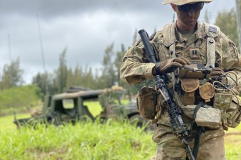 Soldiers assess enhanced communications in the Indo-Pacific