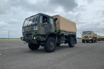 Louisiana National Guard prepares for new storm