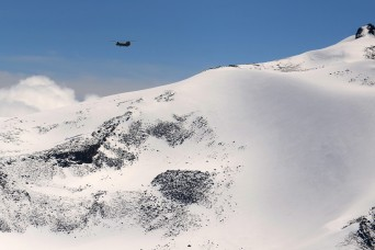 It's a bird, it's a plane, it's JBLM SAR team soaring into action
