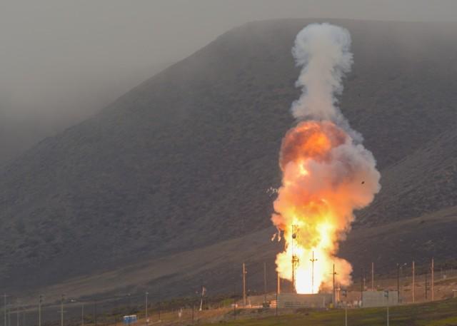 100th Missile Defense Brigade helps complete MDA flight test