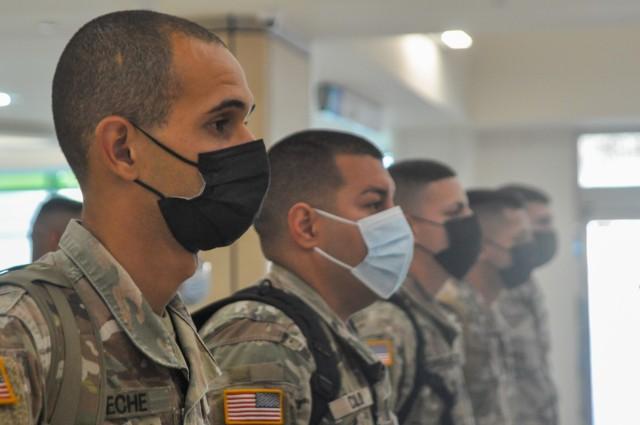 Puerto Rico Guard helps Louisiana with Hurricane Ida relief