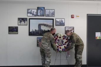 III Corps, Fort Hood remember 9/11