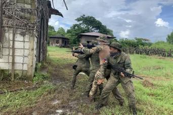 Salaknib '21; U.S. and Philippine Army Strengthen Partnership