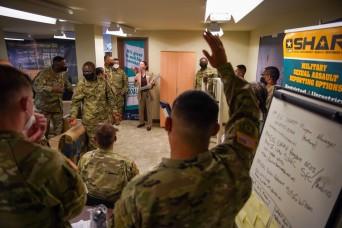 Ambassador training empowers Soldiers to intervene