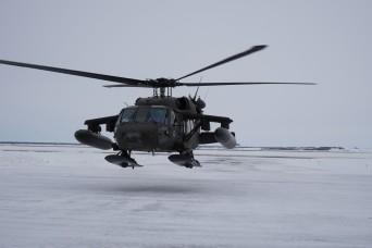 Alaska Army National Guard rescues stranded hunter