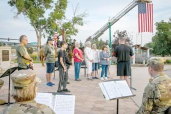 Fort Carson commemorates 9/11