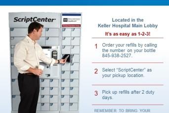 KACH automates pharmacy prescription refill pick-up with ScriptCenter kiosk