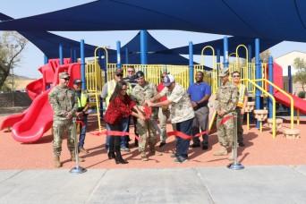 Fort Irwin Community Playgrounds Receive Multimillion Dollar Upgrades