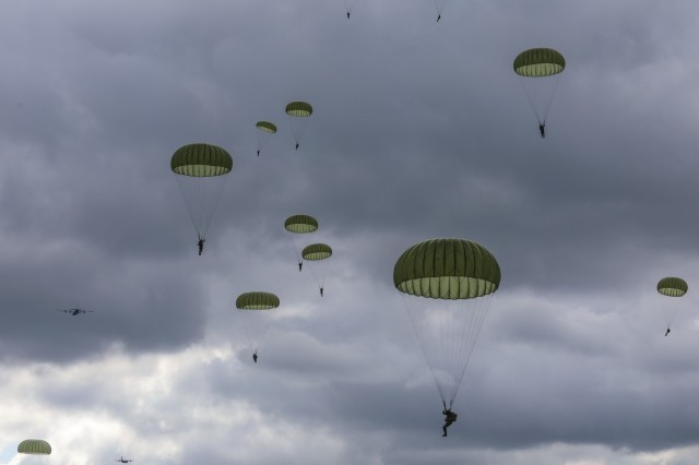 Texas National Guard Soldiers enhance combat readiness during NATO exercise