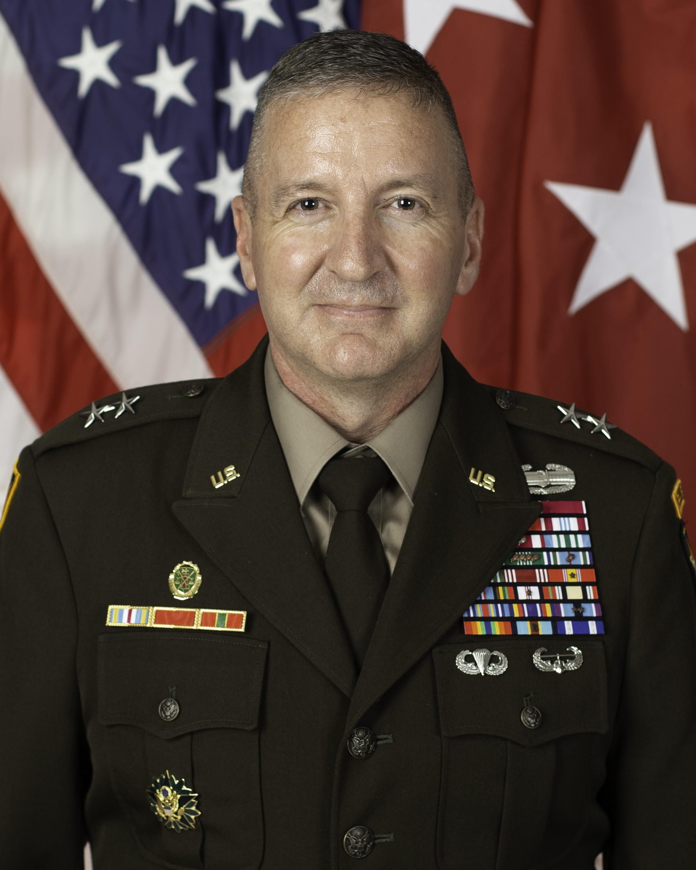 Maj. Gen. Duane R. Miller