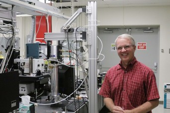 Senior research scientist starts new chapter in Army career