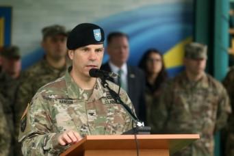 US, NATO, Ukraine enhance interoperability with Rapid Trident exercise