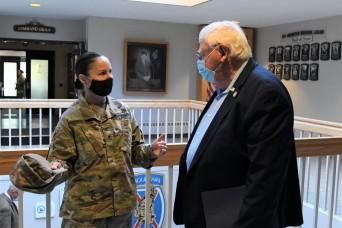 Fort Drum hosts tour for state senate delegation