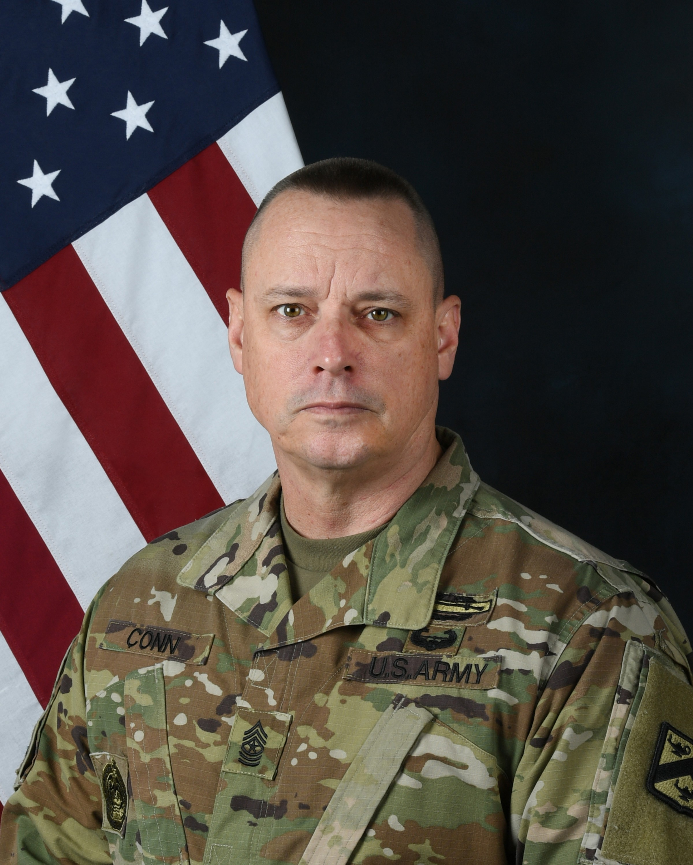 Sgt. Maj. Thomas Conn