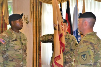 928th Contracting Battalion welcomes new Sergeant Major