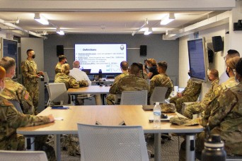 ROTC cadets receive Cyber Defense education at West Point