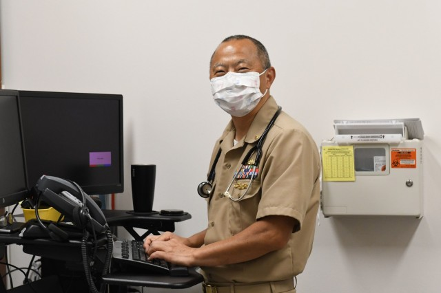 Navy Dr. (Capt.) Benjamin Lee is a Family Practice Physician at Branch Health Clinic Makalapa on Joint Base Pearl Harbor Hickam. He is a provider on the Gold Team and provides care to patients from infants to adults.