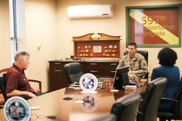Students complete Logistic Apprentice Training program at Fort Eustis