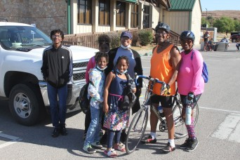 Fort Sill cycling tour entertains 84 riders